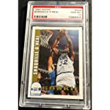 1992 SHAQUILLE O'NEAL HOOPS ROOKIE #442 PSA 10 ORLANDO MAGIC (148)