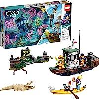 LEGO Hidden Side Wrecked Shrimp Boat Building Kit (310 Pieces)