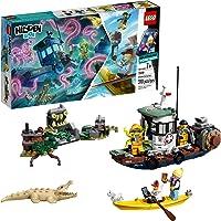 LEGO El Naufragio del Barco Camaronero Hidden Side Building Kit, 310 Piezas