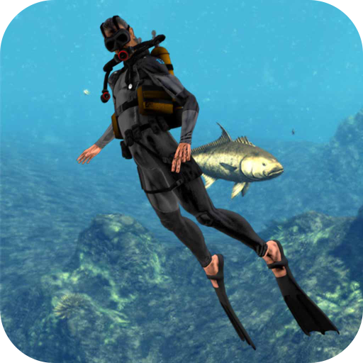 Fish Hunting Adventure - Underwater Fishing 3D