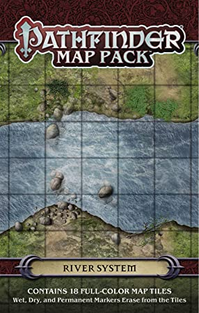 Pathfinder Map Pack: River System: Engle, Jason A.: Amazon.es: Juguetes y juegos