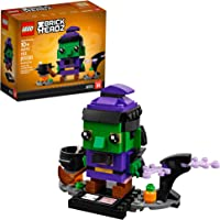 LEGO BrickHeadz Halloween Witch 40272 Building Kit (151 Pieces)