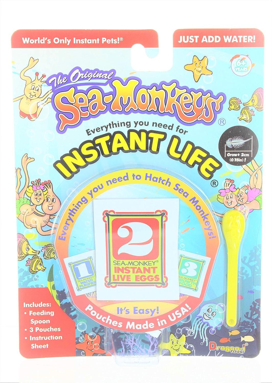 Educational Insights Sea-Monkeys Original Instant Life