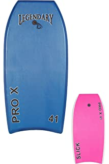 GYN Trade Heat Sealed Legendary Pro X Bodyboard Hard Slick Printed