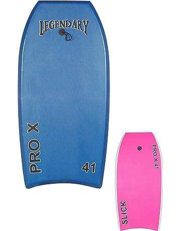 GYN Trade Heat Sealed Legendary Pro X Bodyboard Hard Slick Printed f69e942dcaab6