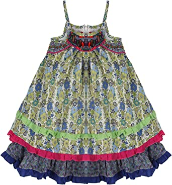 Bonny Billy Girls Skirt Princess Flared Skater Casual Dress