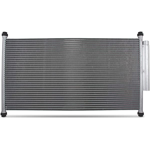 A//C Condenser For 13-17 Honda Accord 2.4L 3.5L Direct Fit