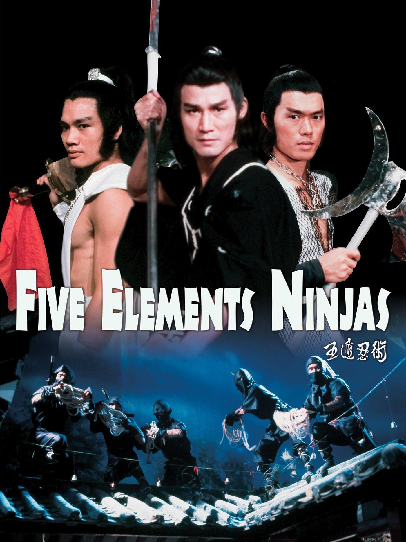 Watch Five Elements Ninjas | Prime Video