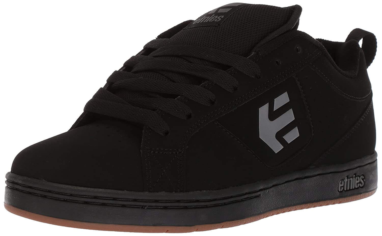 Etnies Men's Drexel Skate Shoe 11.5 D(M) US|Black/Grey/Gum