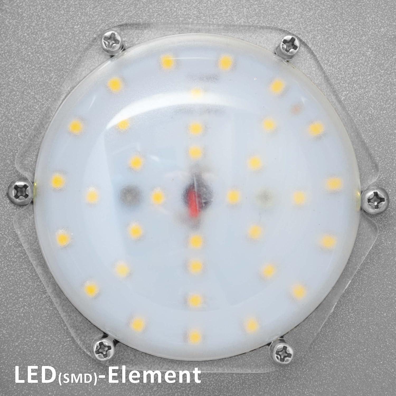 LED LED LED Hallenbeleuchtung Hallenfluter Hallenleuchte Hallenlampe Industriebeleuchtung Fluter (65 Watt) 4d4375