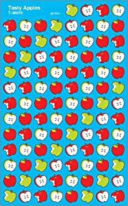 Trend Enterprises Inc. Tasty Apples superShapes Stickers, 800 ct