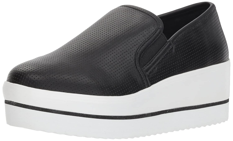 Steve Madden Women's Becca Sneaker B079M16X3L 9.5 B(M) US|Black