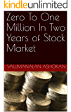 Zero To One Million In Two Years of Stock Market
