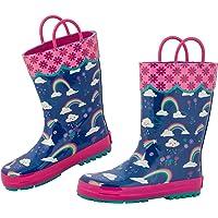 Stephen Joseph Girls' Little Rainboots