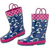 Stephen Joseph Unisex-Child Rain Boots