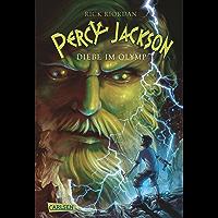 Percy Jackson - Diebe im Olymp (Percy Jackson 1) (German Edition)