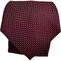 Blacksmith Red and Maroon Formal Tie for Men