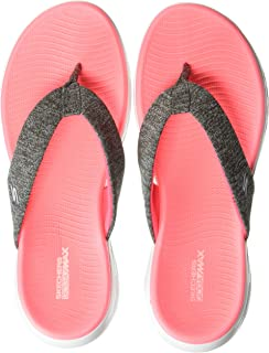 On SandalenSkechers Skechers Damen 400 Tropical The Go 0wX8PnOk