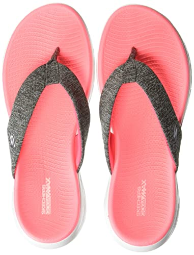 61117c010c41 Amazon.com  Skechers Women s On-The-go 600-Preferred Flip-Flop  Shoes