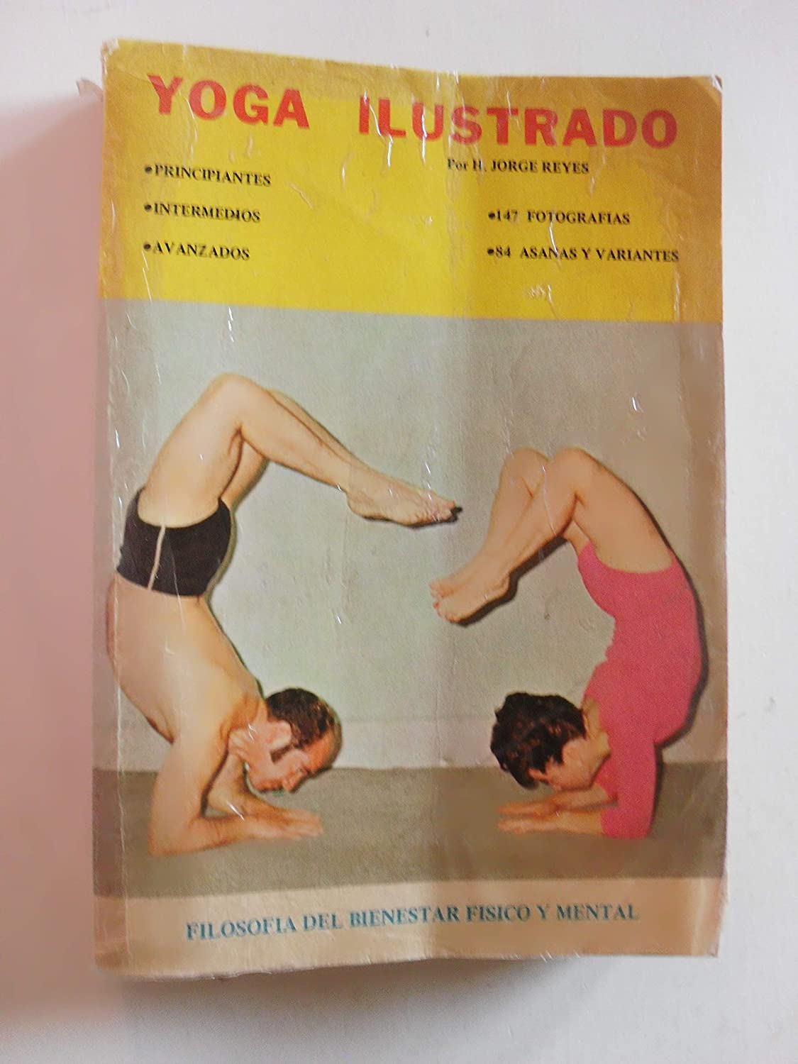 Amazon.com : yoga ilustrado by h. jorge reyez munoz ...