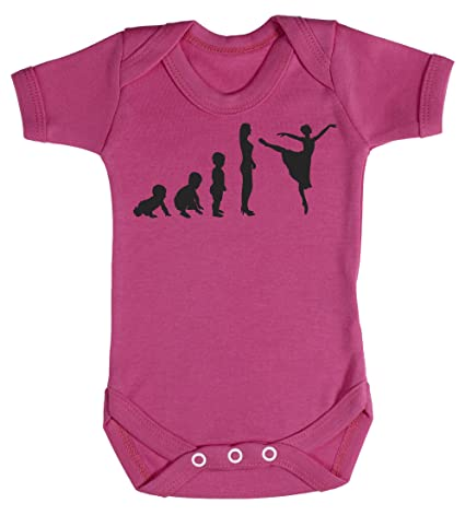Baby Buddha - Evolution To A Dancer Ropa interior Baby Top 6-12 meses,