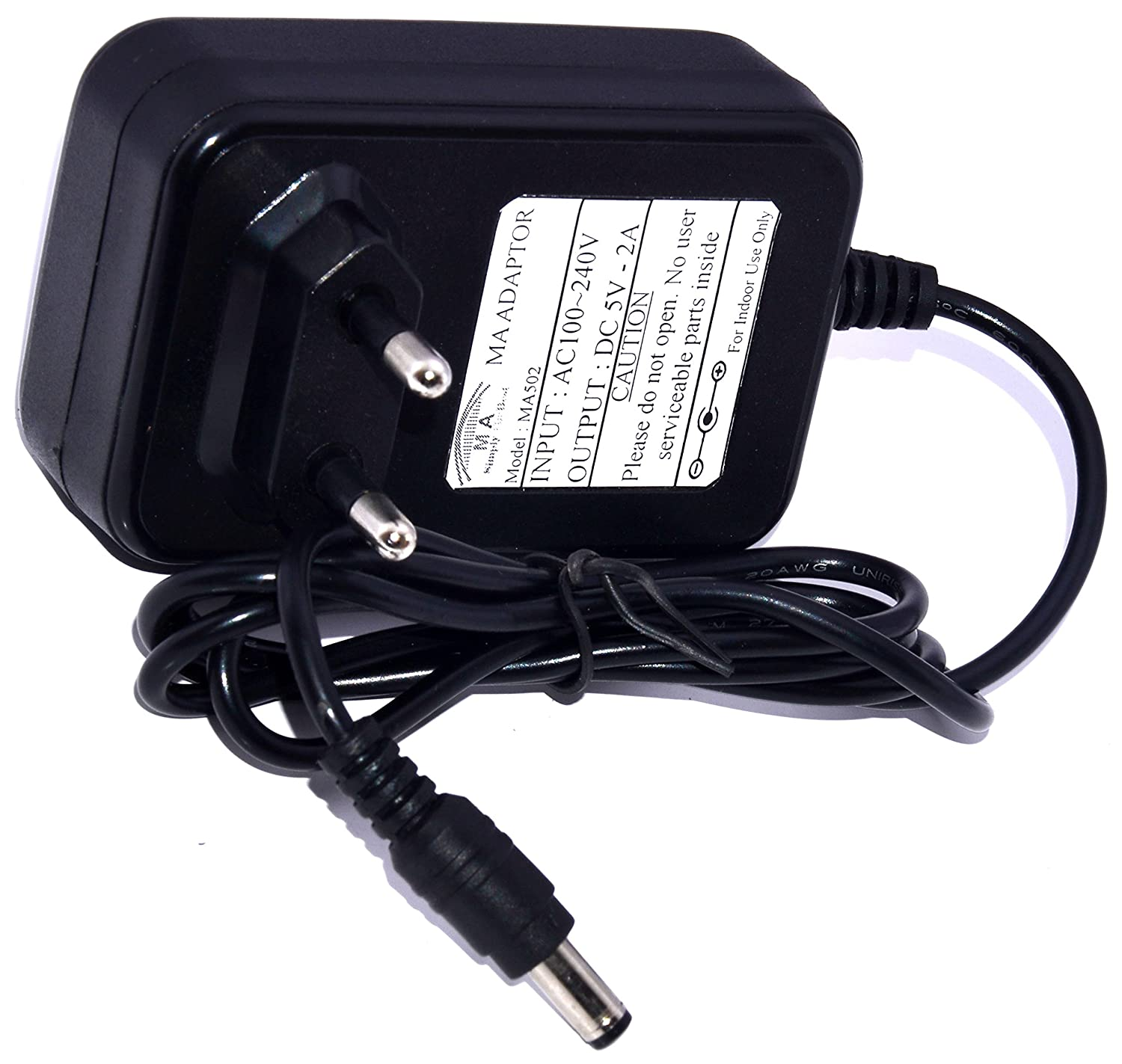 Buy Ma Dc 5v 2a Power Adaptor For Arduino Board Router Modem And Other Online At Low Prices In India