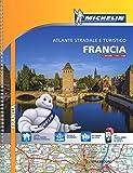 Francia. Atlante stradale e turistico. Ediz. francese
