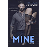 Mine (A Real Man, 13) (English Edition)