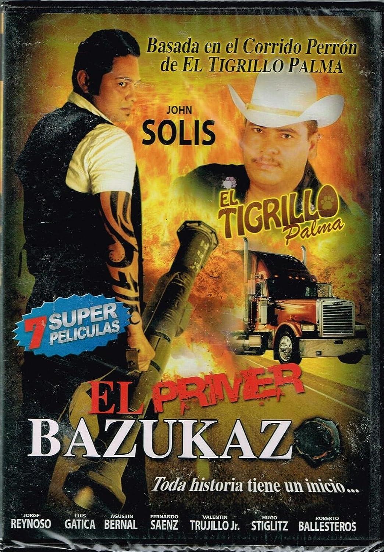 Amazon.com: 1.-EL PRIMER BAZUCAZO & 2.-TUMBAS ABIERTAS & 3 ...