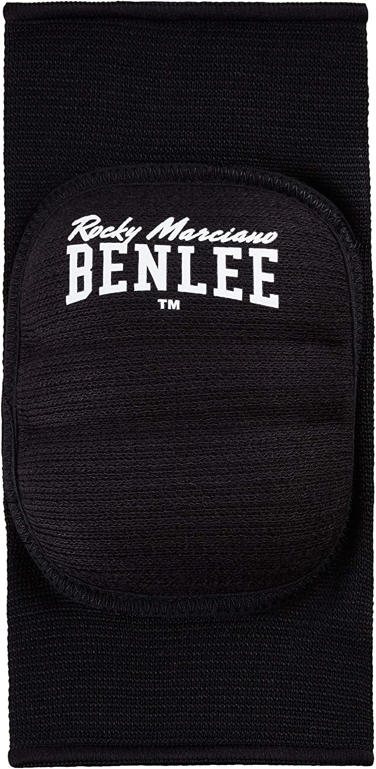 BENLEE Rocky Marciano Prot/ège-coude Unisexe pour Adulte Noir Taille L//XL