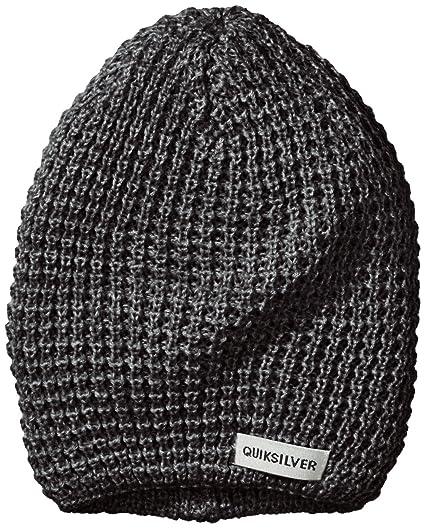 Quiksilver Mütze Plum - Gorra de golf para hombre, color negro, talla única