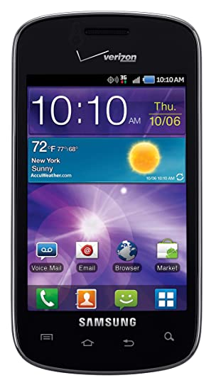 Amazon.com: Samsung Illusion Prepaid Android teléfono ...