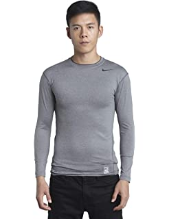 50f0cc00c8 Amazon.com: Nike Men's Pro Cool Compression Top: Clothing
