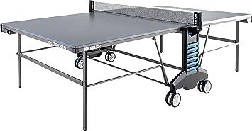 La mesa de ping pong OUTDOOR de Kettler