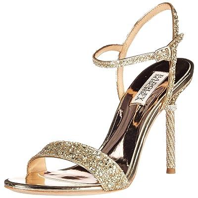 Badgley Mischka Women's Olympia Heeled Sandal: Shoes
