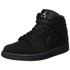 sports shoes 8cc7b e006a Nike Air Jordan 1 Mid, Baskets Basses Homme