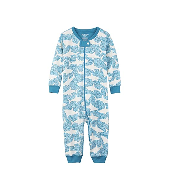 Hatley Baby Boys  Organic Cotton Footed Sleepsuit
