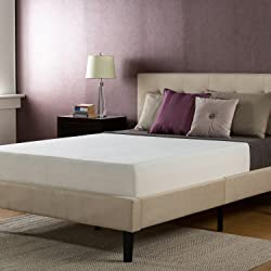 Zinus Sleep Master Ultima Comfort Memory Foam 10 Inch Mattress