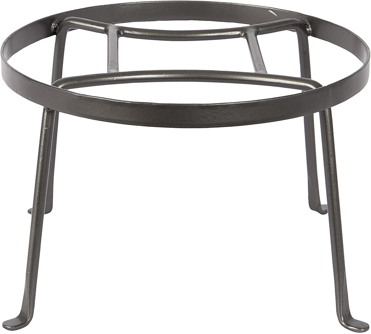 Amazon Com Achla Designs Fb 30 Argyle Wrought Iron Plant Stand 8 Inch H Graphite Plant Stand Indoor Garden Outdoor
