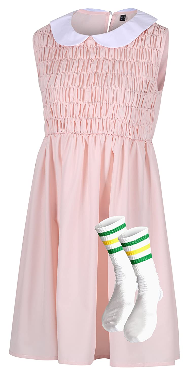 Eleven Dress and Socks