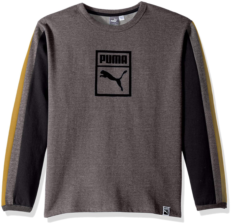 PUMA Big Boys Fleece Sweatshirt