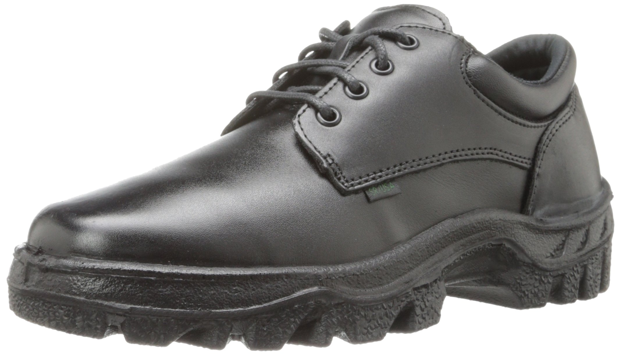 Rocky Men's Postal TMC Oxford Work Boot,Black,9.5 M US
