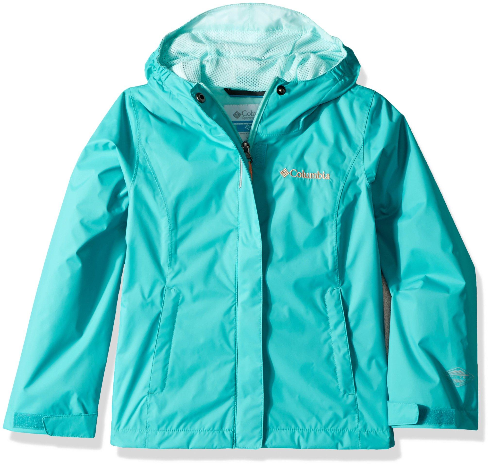 Columbia Big Girls' Arcadia Jacket, Geyser, L