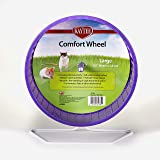Kaytee Comfort Wheel Large 8.5 Inches, Assorted colors