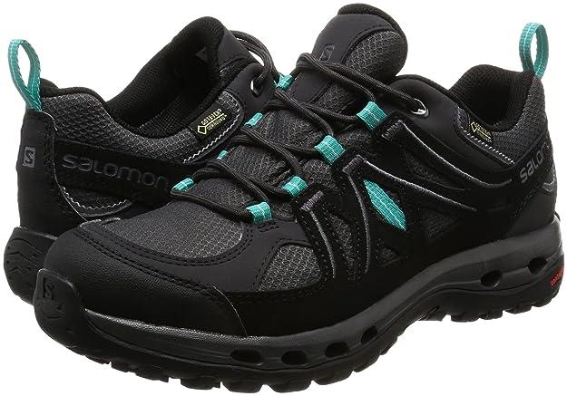 9c1b3582 Salomon Ellipse 2 GTX Surround, Women's Fitness: Amazon.co.uk: Shoes ...