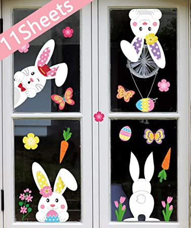 STICKO EASTER SPRING TIME FUN SCRAP BOOKING STICKERS