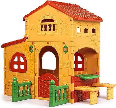 FEBER Famosa 800008590 - Grande Villa: Amazon.it: Giochi e giocattoli