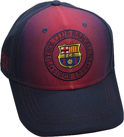 Gorra F.C.Barcelona adulto: Amazon.es: Juguetes y juegos