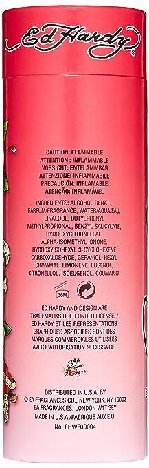 806a8e9198 Amazon.com   Ed Hardy Perfume for Women