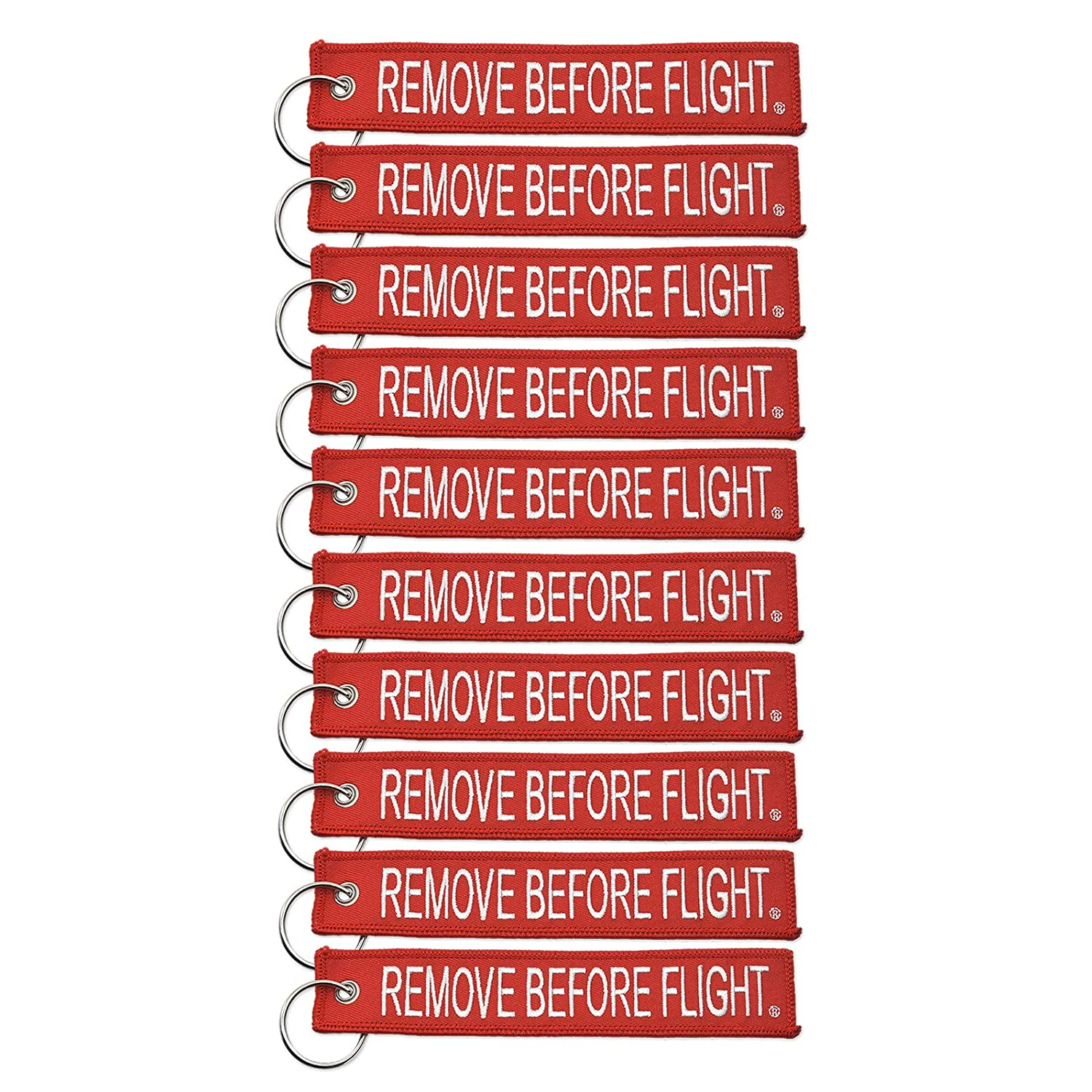 Amazon.com   1x Remove Before Flight Red Key Chain by Apex Imports(1 Pack)    Office Products 0e4b658f6e